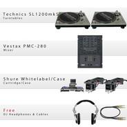 GCD SL 1200/280/Whitelabel Package