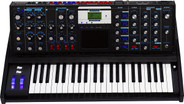 Moog Minimoog Voyager Monophonic Synthesizer (Electric Blue Edition)