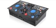 Technical Pro DMX2 Rackmountable Double Cd Mixer