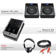 Gemini CDJ-250 Pack I
