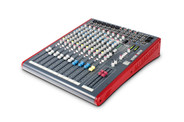 Allen and Heath ZED-12FX 12-Channel Recording Mixer with USB Connection and Effects