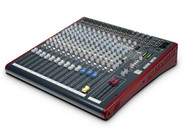 Allen and Heath ZED-16FX 16-Channel Recording and Live Sound Mixer with FX and USB