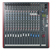 Allen and Heath ZED-18 18-Channel Recording and Live Sound Mixer with USB Connection