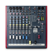 Allen and Heath ZED60-10FX 6 Channel Mixer with Digital Effects and USB Connectivity