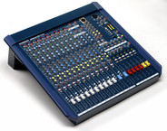 Allen and Heath MixWizard3 14:4:2 Desk/Rack Mount All Purpose Console
