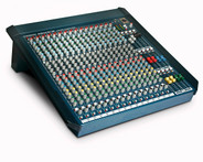 Allen and Heath MixWizard3 12M Compact On-stage 16 Input Monitor Mixer