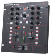American Audio 10 MXR 2-Channel Mixer with MIDI/Analog Control