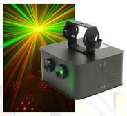 American DJ Galaxian 3D MKII