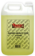 "Antari Yellow"" Super Heavy Fog Liquid (4 Liter Containers)"""