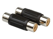 Hosa GRA-101 Couplers - RCA to RCA