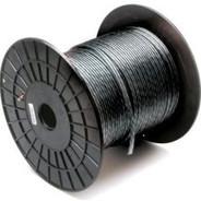 Hosa SKZ Speaker Cable - 16 AWG x 2 OFC, Black Zip
