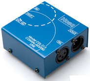 Hosa CDL-313 Digital Audio Interface - S/PDIF Coax to AES/EBU