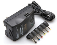 Hosa ACD-477 Universal Power Adaptor - Selectable Up to 12 VDC 1200 mA