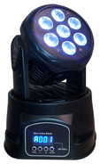 Blizzard Flurry-Q 7x10 RGBW Moving Head Wash Light