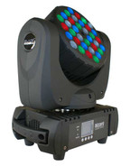 Blizzard Blade RGBW LED Moving Head Wash Light