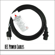 Blizzard IEC Power Cables