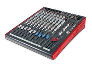 Allen and Heath ZED-14 14-Channel Recording and Live Sound Mixer with USB Connection (B-Stock)