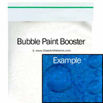 Bubble Paint Booster 1/2 ounce