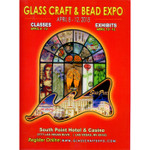 Special Offer: Glass Craft Expo Show & Class Book: April 8 - 12, 2015