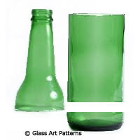 Gofusing how to cut recycled glass bottles for How do i cut glass bottles