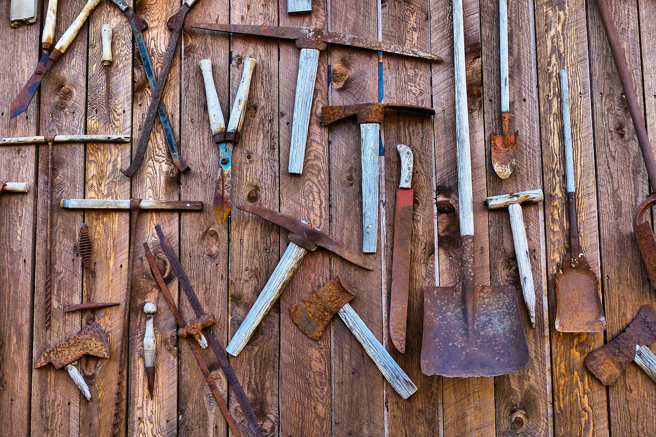 Taking Good Care Of Your Tools Battling Rust Industrial
