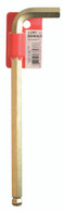 14mm GoldGuard Plated Ball End L-wrench     Tagged/Barcoded - 38084 - Quantity: 1