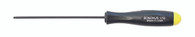"1/16"" Ball End Screwdriver - 2.5"" - 10603 - Quantity: 2"