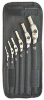 Set 6 Chrome Hex Pro Wrenches 3-10Mm - 00010 - Quantity: 1