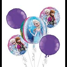 orbz frozen balloon bouquet portland balloon delivery