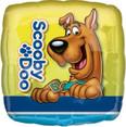 "18"" Scooby-Doo Square Mylar Balloon"