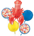 Seafood Fest Balloon Bouquet