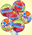 Concratulations Balloon Bouquet