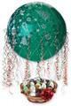 3 Foot Holiday Hot Air Balloon