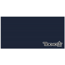TKR1121 – Pit Mat (Tekno RC logo, dark blue, 2'x4′, 1200mm x 600mm.)