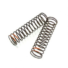 Low Frequency Shock Spring Set (rear, 1.6×14.5, 2.75lb/in, 85mm, orange)