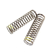 Low Frequency Shock Spring Set (rear, 1.6×15.3, 2.59lb/in, 85mm, yellow)