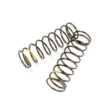 Low Frequency Shock Spring Set (front, 1.6×9.7, 4.47lb/in, 75mm, yellow)