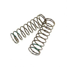 Low Frequency Shock Spring Set (front, 1.6×10.3, 4.14lb/in, 75mm, green)
