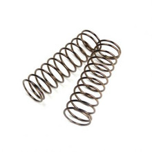 Low Frequency Shock Spring Set (front, 1.6×11.6, 3.58lb/in, 75mm, black)