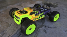 LFR Assassin body (clear) for Losi Eight-T 4.0