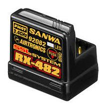 Sanwa RECEIVER RX-482 4 CH