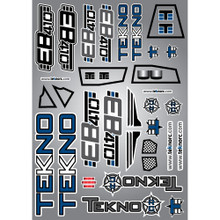 TKR6647 – Decal Sheet (EB410)