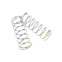TKR6795 – Shock Spring Set (rear, 1.2×8.25, 2.6lb/in, 53mm, yellow)