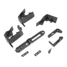 TKR6586 – Side Guard, Servo Mount, Battery Acc. (EB410)