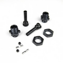 TKR5570-17 – 17mm Hub Adapter Set (SCT410/.3/SL, 1/8 buggy width, 2pcs)