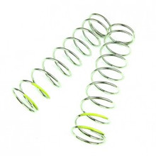 TKR6082 – Shock Spring Set (rear, 1.6×9.5T, 90mm, yellow, 4.48 lb/in)