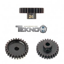 TKR4186 – M5 Pinion Gear (26t, MOD1, 5mm bore, M5 set screw)