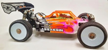 Assassin body (clear) for Mugen MBX6/7 R eco buggy
