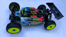 Assassin body (clear) for Team Associated RC8B3 / .2 / .2E