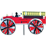 Fire Truck Ac Spinner